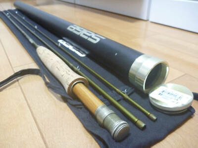 $499.99 • Buy SAGE TXL 2710-3 #2 7'10 3P Fly Rod Fishing With Case Bag F/S From JP