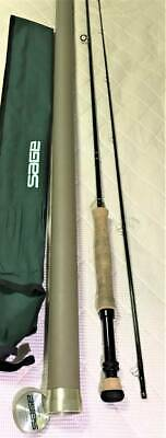 $499.99 • Buy SAGE SAGE XP 9' #8 2pc Fly Rod Fishing With Case Bag F/S From JP
