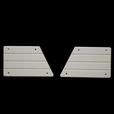 Malibu Boat Non-Skid Decal 5532401Axis A20 Step Pad Set of 2