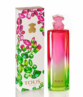 $36.09 • Buy GEMS POWER For Women By TOUS 90ml / 3.0oz EDT - NEW In Box