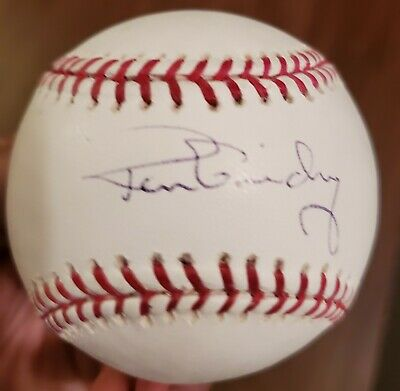 $ CDN13.22 • Buy Ron Guidry Signed Official Major League Baseball W/COA