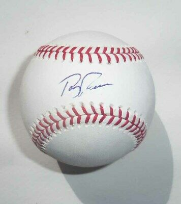 $ CDN13.22 • Buy Indians Red Sox TERRY FRANCONA Signed Major League Baseball W/COA