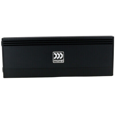 $ CDN911.56 • Buy Morel MPS Series 5.950 950W RMS 5-Channel Class-AB + D Car Audio Amplifier NEW