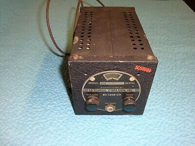 $75 • Buy WWII Military Radio Receiver - BC-1206