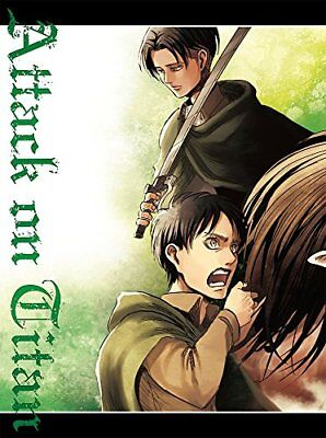 AU174.86 • Buy Attack On Titan Part 2 Wings Of Freedom Limited Edition Blu-ray CD Booklet Japan