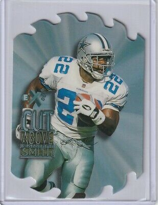 $129.99 • Buy Emmitt Smith 1997 E-X2000 Cut Above #5