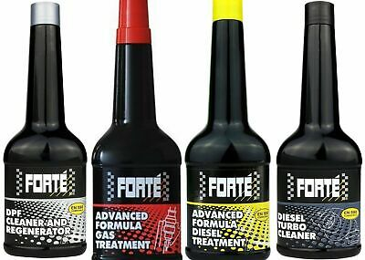 Forte Advanced Formula Diesel Treatment / Turbo Cleaner / Gas Treatment / DPF • 13.85£