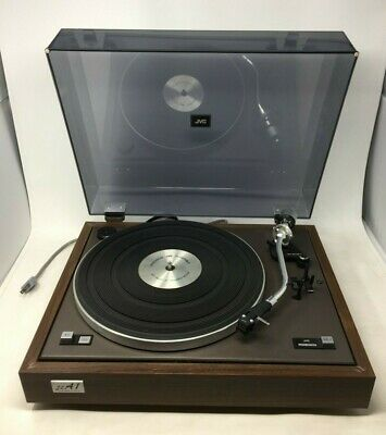 AU324.88 • Buy Vintage JVC JL-A1 Turntable Belt Drive Stereo Record Player
