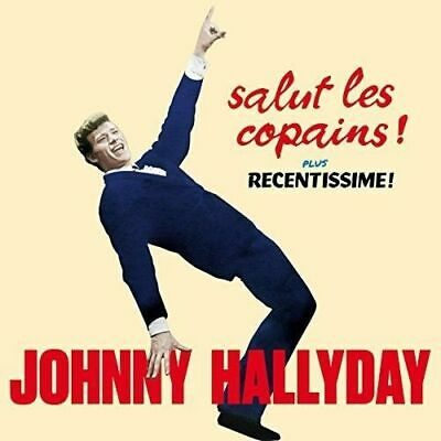 AU21.99 • Buy Johnny Hallyday - Salut Les Copains / Recentissime New Cd