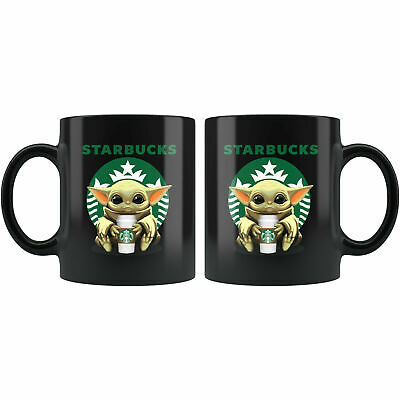 $9.99 • Buy Starbucks Baby Yoda Star Wars Cute Yoda STARBUCKS Fun Coffee Mug