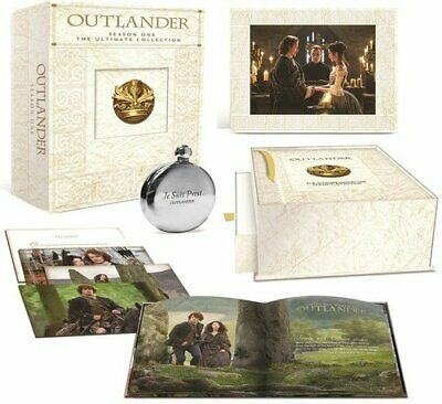 AU109.46 • Buy Outlander: Season One: The Ultimate Collection NEW Factory Sealed, Free Shipping