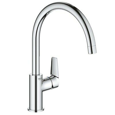 Grohe Bauedge Single-lever Sink Mixer 1/2  31367001 • 68.19£
