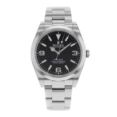 $ CDN9959.98 • Buy Rolex  Explorer 214270 Black Dial Stainless Steel Automatic Mens Watch