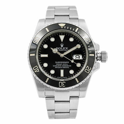 $ CDN12497.76 • Buy Rolex Submariner 116610LN Black Dial Stainless Steel Automatic Men's Watch