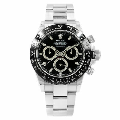 $ CDN29868.03 • Buy Rolex Daytona Cosmograph Steel Ceramic Automatic Mens Mint Watch 116500LN Bk
