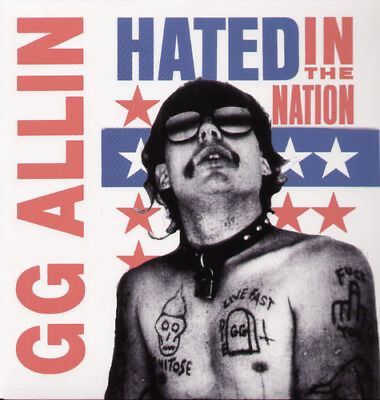 AU31.76 • Buy G.G. Allin - Hated In The Nation [New Vinyl LP]