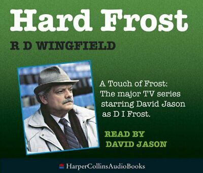 Hard Frost By Wingfield, R. D. CD-Audio Book The Cheap Fast Free Post • 7.49£