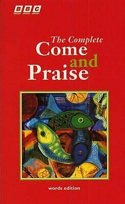 The Complete Come And Praise Words Edition Lyrics Only Book Paperback Book The • 5.99£