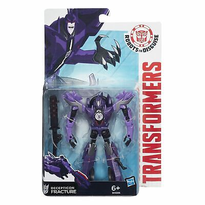 Transformers Robots In Disguise Warrior Class DECEPTICON FRACTURE By Hasbro • 34.99£