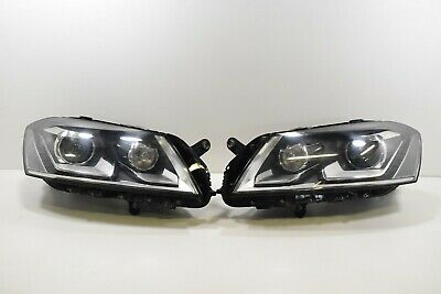 AU1727.37 • Buy LHD VW Passat B7 Alltrack Bi Xenon Headlight SET With Cornering AFS LED Daytime