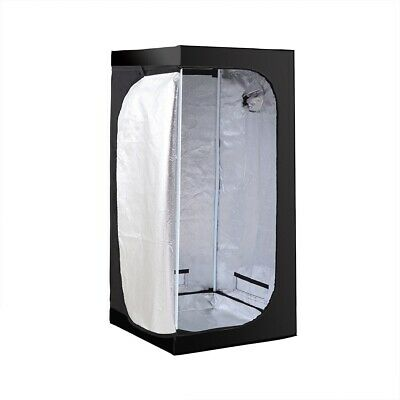 AU99.99 • Buy Grow Tent Indoor Hydroponics System Nutrients Reflective Aluminum Oxford Cloth