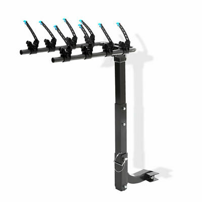 AU99.99 • Buy Monvelo Car Bike Rack Carrier 2/4 Rear Mount Bicycle Steel Foldable Hitch Mount