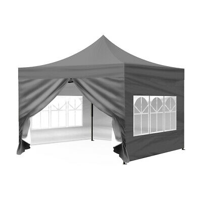 AU159.99 • Buy Mountview Gazebo Pop Up Marquee 3x3m Wedding Tent Outdoor Camping Canopy Party