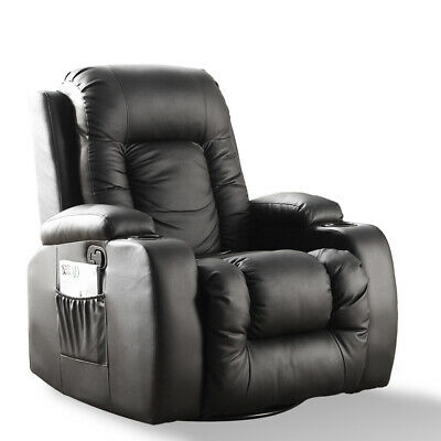 AU509.99 • Buy Levede Electric Massage Chair Zero Gravity Chairs Recliner Full Body Back Neck
