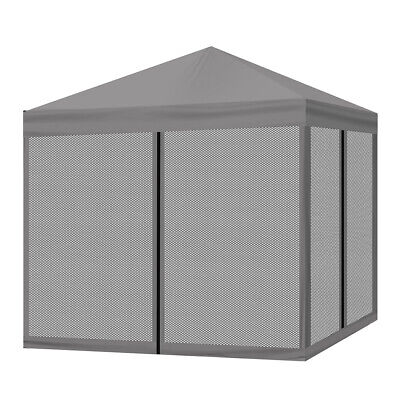 AU129.99 • Buy Mountview Gazebo 3x3m Pop Up Marquee Outdoor Mesh Side Wall Canopy Wedding Tent
