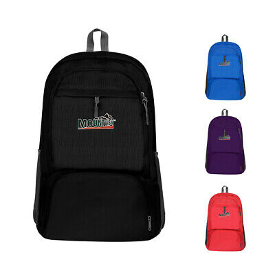 AU22.99 • Buy Mountview Waterproof Backpack School Bag Travel Satchel Laptop Bag Rucksack