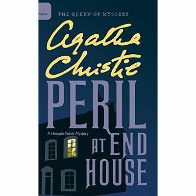 Peril At End House - Hardcover NEW Christie, Agath 01/05/2016 • 25.87£