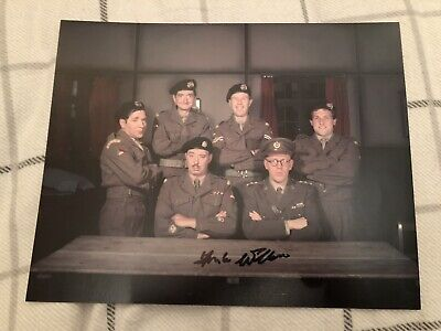 £14 • Buy FRANK WILLIAMS (DADS ARMY) SIGNED  PHOTO 10x8""