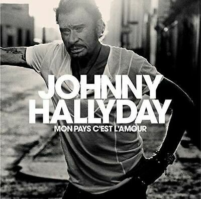 AU36.99 • Buy Johnny Hallyday - Mon Pays C'est L'amour New Cd