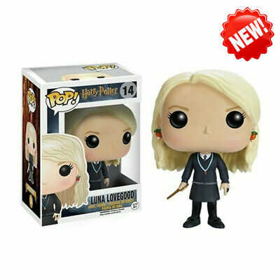 Funko POP Wizard Potter & Luna Lovegood Action Figure Collection Model Toys Gift • 14.72£