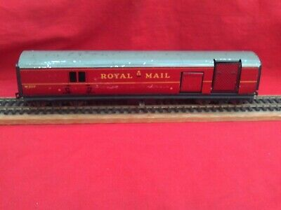 £15.99 • Buy Hornby Dublo 3-rail Operating Br Royal Mail  T.p.o.coach In Working Order