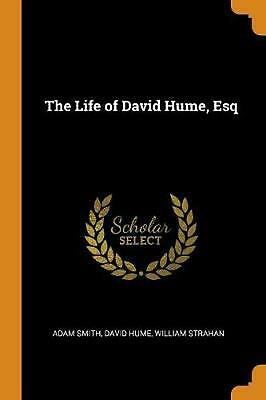 AU38.48 • Buy Life Of David Hume, Esq By Adam Smith (English) Paperback Book Free Shipping!
