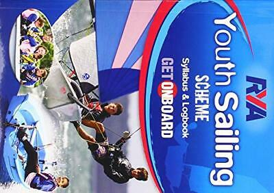 £5.49 • Buy RYA Youth Sailing Scheme Logbook - 3rd Edition Book The Cheap Fast Free Post