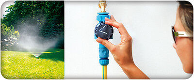 Hozelock Compatible Water Hose Timer Auto Watering Garden Hose Pipe Tube Fitting • 12.99£