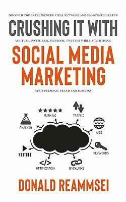 AU32.22 • Buy Crushing It With Social Media Marketing: Discover Top Entrepreneur Viral Network