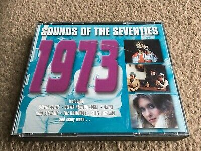 SOUNDS OF THE SEVENTIES: 1973 - Various Artists 1970s 70s  3 CD Readers Digest • 34.99£