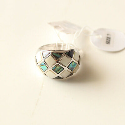 $ CDN6.30 • Buy New Lia Sophia Shell Cocktail Ring Gift Fashion Lady Party Jewelry 2Sizes Chosen