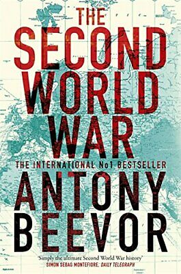 The Second World War By Beevor, Antony Book The Cheap Fast Free Post • 6.16£