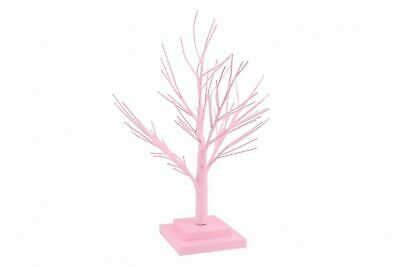 Pink Easter Twig Tree Table Decoration - Freestanding Easter Tree  • 24.99£