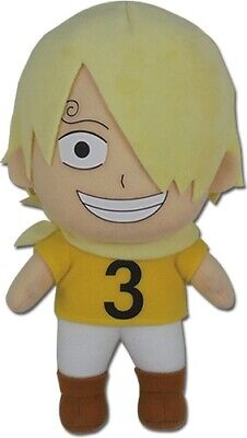 $18.48 • Buy Great Eastern - Anime - One Piece - Vinsmoke Sanji (Child Form) Plush, 8-inches