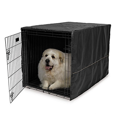 $23.39 • Buy 48  Extra Large Giant Breed Dog Crate Kennel XL Pet Wire Cage Huge Folding Cover