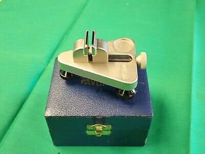 $ CDN88.31 • Buy Vintage Favorite 6433 A Watchmakers Poising Tool With Ruby Jaws Watch Tools VG