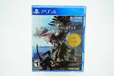 AU22.28 • Buy Monster Hunter World: Playstation 4 [Brand New] PS4