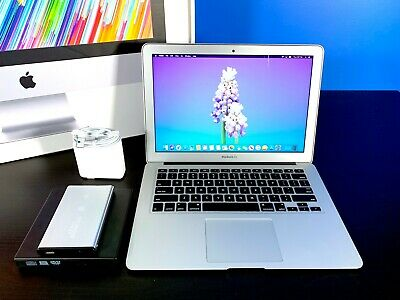 $599 • Buy Apple MacBook Air 13    2.7GHZ TURBO   3 YEAR WARRANTY INCLUDED   SSD   OS2017