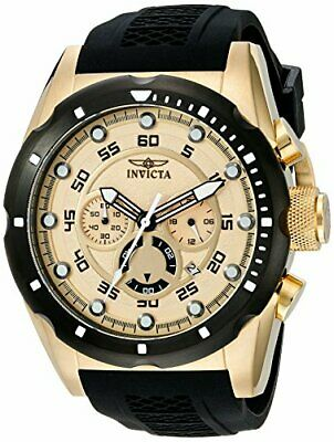 $72.15 • Buy Invicta Men's 20306 Speedway 18k Gold Ion-Plated Stainless Steel Watch