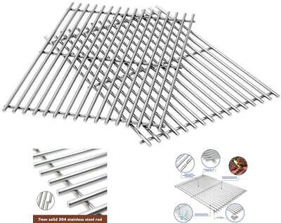 $ CDN125.80 • Buy 2 Piece Stainless Steel Cooking Grates  Parts For Weber Genesis Grill